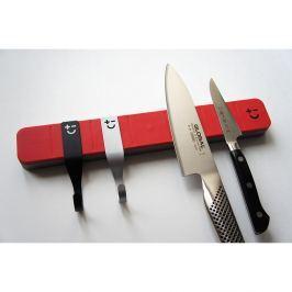 Listwa Magnetyczna 300mm Bisbell czerwona
