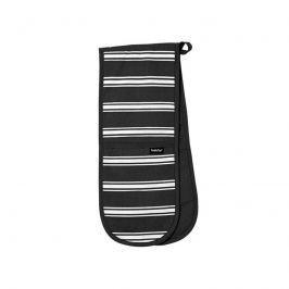 Rękawice kuchenne Professional Series II 86x17cm Ladelle Stripe czarne Pozostałe akcesoria kuchenne