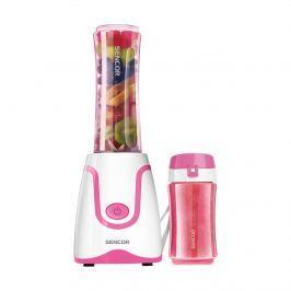 Smoothie Blender 600ml + 300 ml Sencor SBL 2208RS różowy Blendery