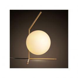 Lampa podłogowa 21cm Step into design Solaris biało-złota Lampy podłogowe