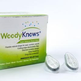 Filtr do nosa podłużny MIX Woodyknows - Super Defense Inhalatory i akcesoria