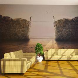 Fototapeta - Bliscy i oddaleni (200x154 cm) Fototapety