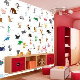 Fototapeta - zwierzęta (dla dzieci) (200x154 cm) Fototapety