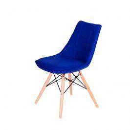 Krzesło King Bath Fabric granatowe