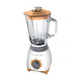 Blender kielichowy 1,5l Sencor SBL 4370 biało-pomarańczowy