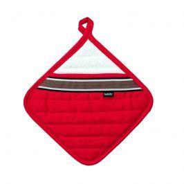 Uchwyt do naczyń Professional Series II Ladelle 20x20cm czerwony
