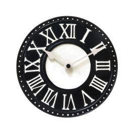 Zegar ścienny 16,5 cm NeXtime London Table czarny