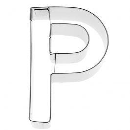 Foremka do wykrawania ciastek Litera P Birkmann Alfabet