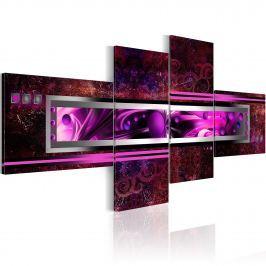 Obraz - Abstrakcyjne marzenie (100x45 cm)