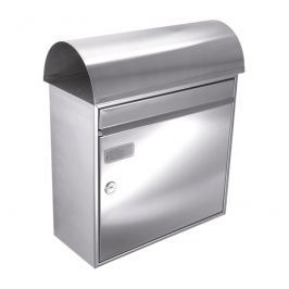 Skrzynka na listy Max Knobloch Atlanta srebrna
