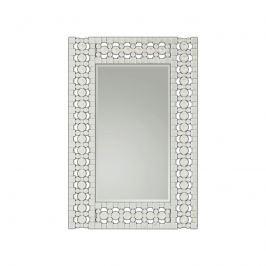 Lustro wiszące Loyd 78x116 kryształ