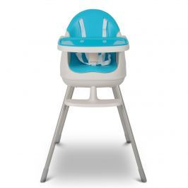 Krzesełko do karmienia Keter Multidine 64x90cm niebieskie