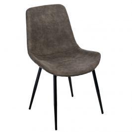 Krzesło Yoko D2 brązowe