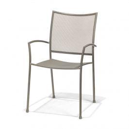 Krzesło ogrodowe Plantagoo D2 beżowe Meble ogrodowe i akcesoria