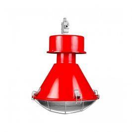 Lampa D2 Kwoka połysk czerwona