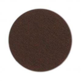 Podkładki filcowe 4 szt. Kela Alia brązowe