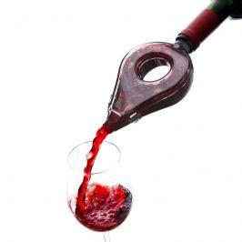 Aerator do wina Vacu Vin szary