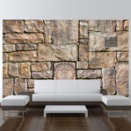 Fototapeta - Kmienne układanki (300x210 cm)