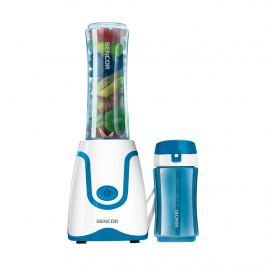 Smoothie Blender 600ml + 300 ml Sencor SBL 2202BL niebieski