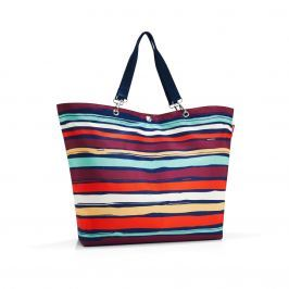 Torba na zakupy Reisenthel Shopper XL artist stripes