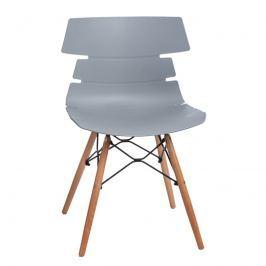 Krzesło Techno DSW PP D2 szare
