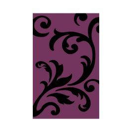 Dywan FIRE 200x290 451 VIOLET BLACK