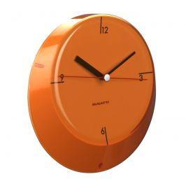 Zegar Casa Bugatti Glamour pomarańczowy