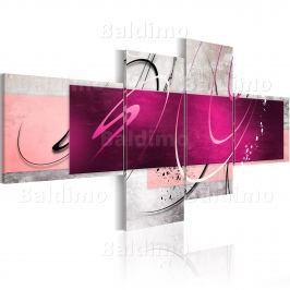 Obraz - Streamer (100x45 cm)