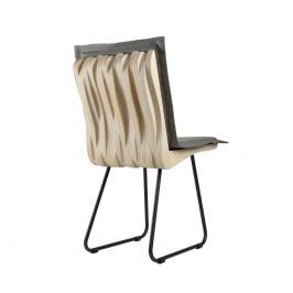 Krzesło 88 cm Gie El Organique białe
