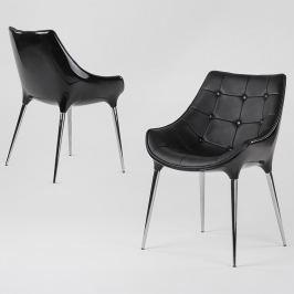 Krzesło King Bath Philippe Passion czarne