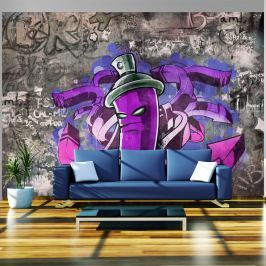 Fototapeta - Graffiti spray can (300x210 cm)
