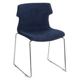 Krzesło Techno SL Tap D2 niebieskie
