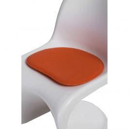 Poduszka na krzesło Balance pomarańczowa