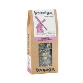 Herbata Teapigs Liquorice & Peppermint 15 piramidek