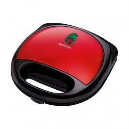 Opiekacz do kanapek 23,8x23,4x10,5cm Sencor SSM 4304RD czerwony