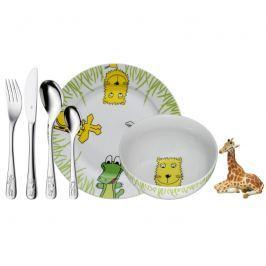 Zestaw dla dzieci WMF Safari + żyrafa