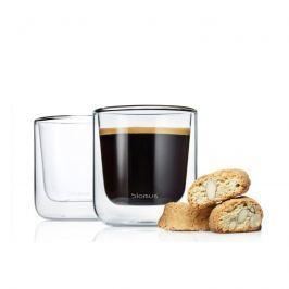 Szklanki do herbaty 0,2L 2szt Blomus Nero