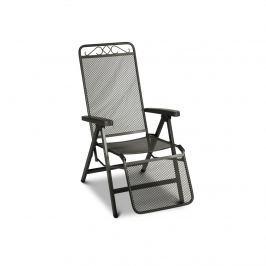 Leżak ogrodowy 106cm Relax Apollo MFG antracyt