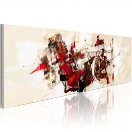 Obraz - Pandemonium (120x40 cm)