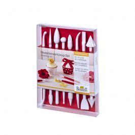 Narzędzia do modelowania lukru Birkmann Cake Couture 8 elementów