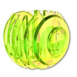 Świecznik 9,3 cm Koziol Ray zielony