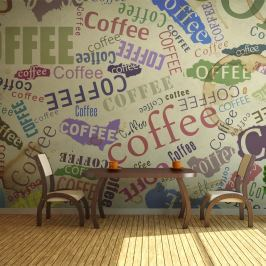Fototapeta - The fragrance of coffee (450x270 cm)