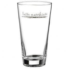 Szklanka do latte z łyżeczką WMF Clever & More przezroczysta