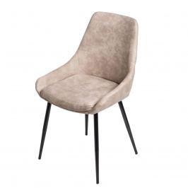 Krzesło 48x47x85cm D2 Floyd beżowe