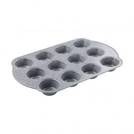 Forma do muffinek 41,3x26,5x3,2cm Lamart Stone szara
