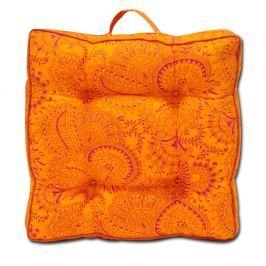 Poduszka z rączką SUN na siedzisko 40x40 : Kolor - 726-04