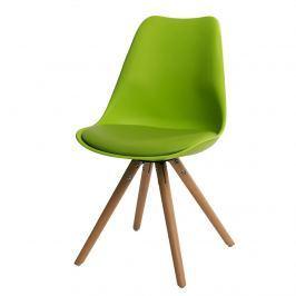Krzesło Norden Star D2 zielone