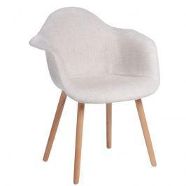 Krzesło CosyArm tapicerowane ws033b