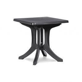 Stół ogrodowy 70x70x72cm Bazkar NAPOLI Antracyt/szary