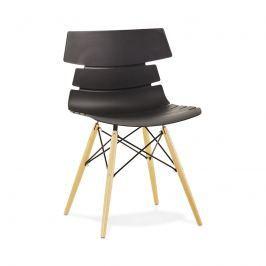 Krzesło Asian Kokoon Design czarny